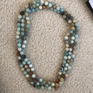 Jewelry - Circle beaded necklace